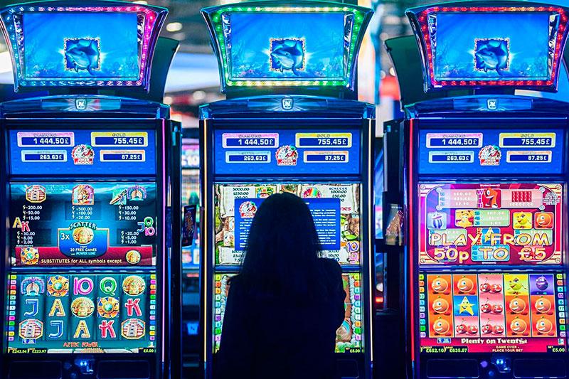 какой процент выигрыша от игровых автоматов